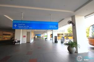 Beach Station Transfer Hub - Concourse