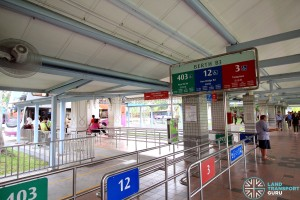 Pasir Ris Bus Interchange - Berth B3