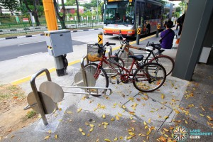 Project Bus Stop - Bicycle Parking