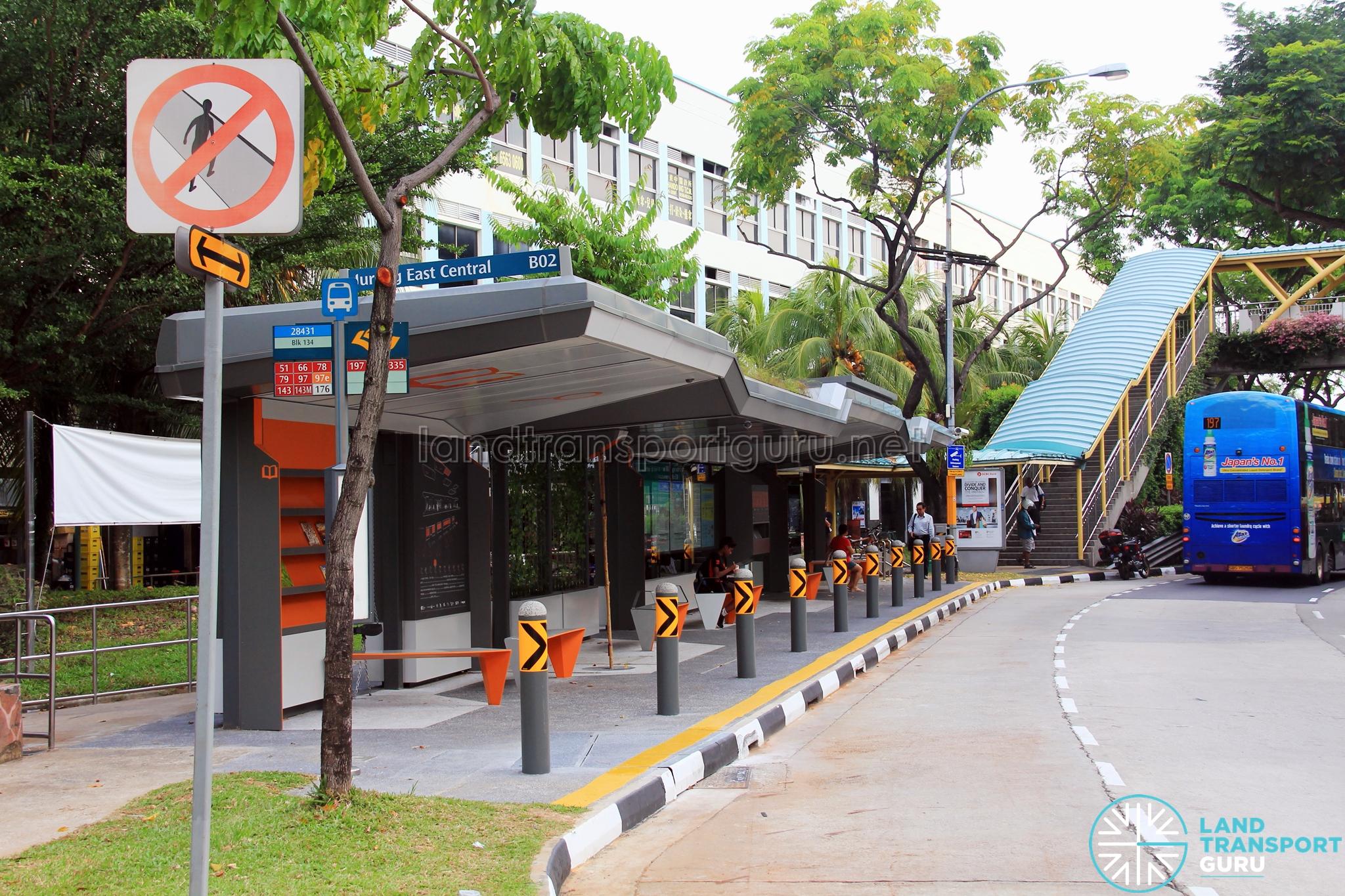 Bus Stops Land Transport Guru