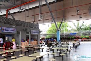 Gelang Patah Bus Terminal - Interior