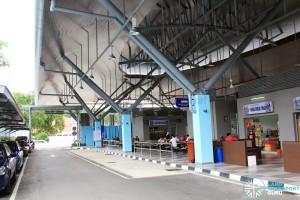 Gelang Patah Bus Terminal - Alighting Berth