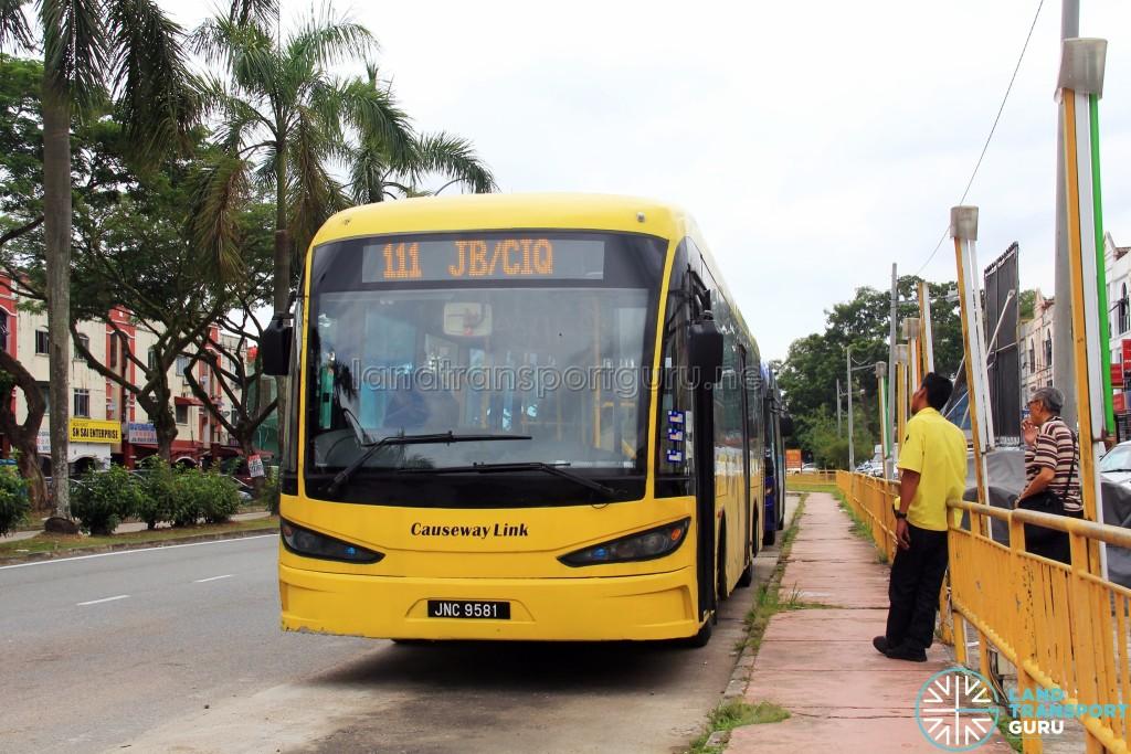 Causeway Link Sksbus SA12-300 (JNC9581) - Route 111