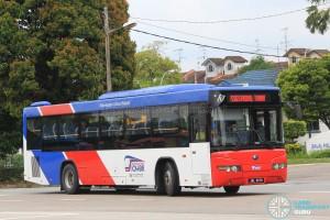 Causeway Link Yutong ZK6118HGA (JRL2579) - Route P202