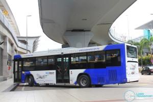 Causeway Link Yutong ZK6118HGA (JRN7579) - Senai Airport Express - Rear