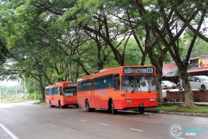 Selesa Jaya Roadside Terminal - Parking