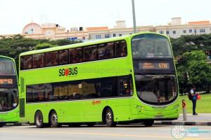 SMRT Volvo B9TL Wright (SG5062B) - Service 67W