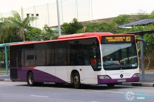 Go-Ahead Mercedes-Benz Citaro (SBS6532T) - Service 83