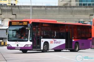 SBS Transit Mercedes-Benz Citaro - SBS6879T on 293