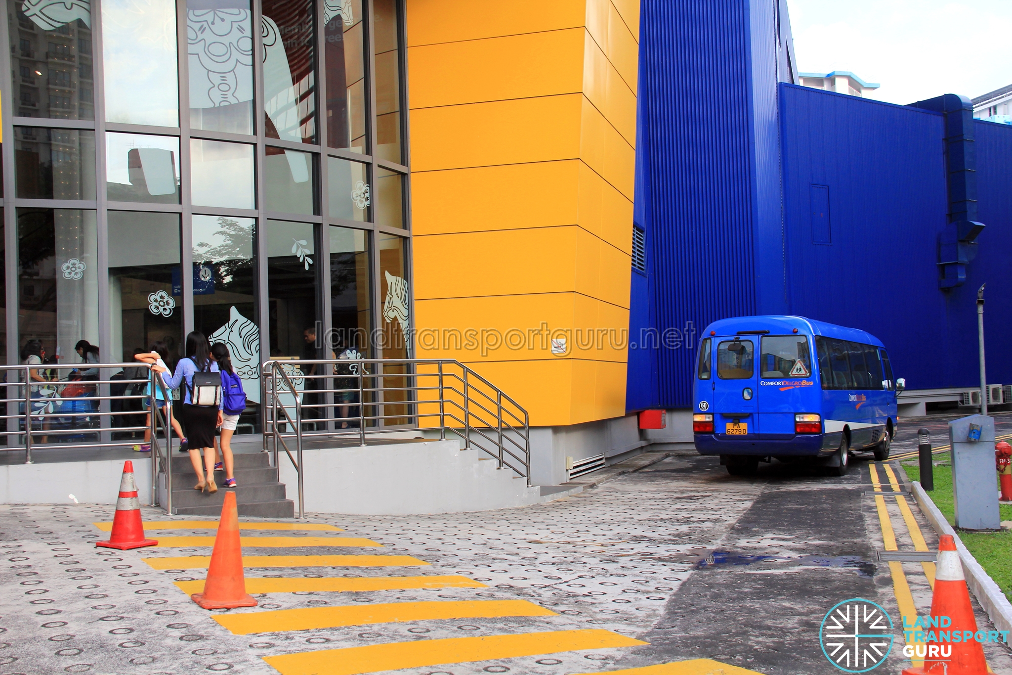 IKEA Alexandra Free Shuttle Bus Services | Land Transport Guru