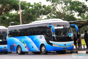 BT&Tan Bus Transport Service Yutong ZK6938H (PC4408B) - City Direct 666