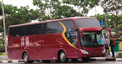 Rui Feng Travel Isuzu LT434P (PC5021B) - City Direct 651