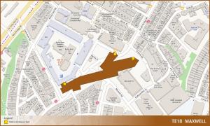Maxwell TEL Station Diagram
