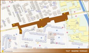 Marine Terrace TEL Station Diagram