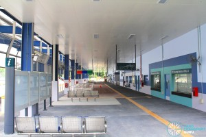 Tampines Concourse Bus Interchange - Concourse
