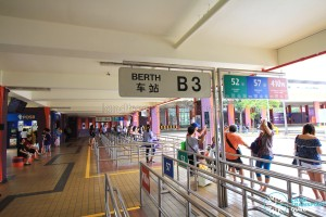Bishan Interchange - Berth B3