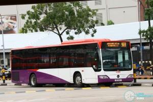 SMRT Mercedes-Benz O530 Citaro (SG1183L) - Service 969