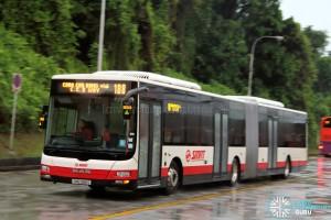SMRT MAN A24 (SMB388S) - Service 188