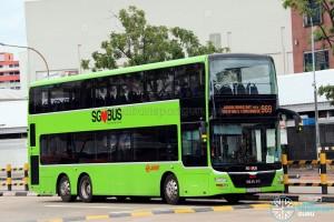 SMRT MAN A95 (SG5762P) - Service 969