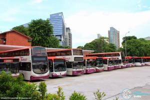 Buona Vista Bus Terminal in May 2014