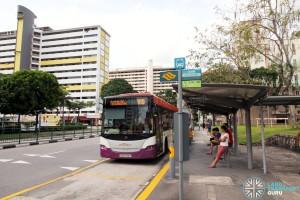 Ghim Moh Bus Terminal - Bus stop