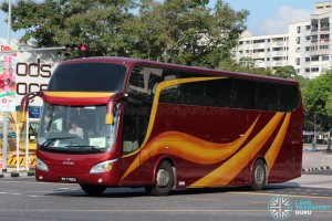 Rui Feng Chartered Scania KIB (PC7799C) - PPSS 903P
