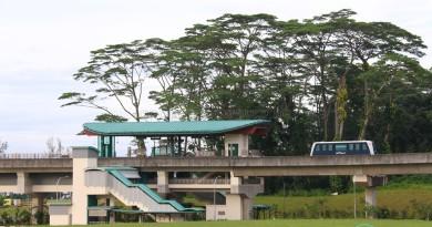 Punggol Point LRT Station (PW3)