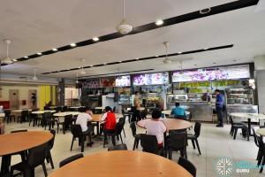 St. Michael's Ter - Food centre