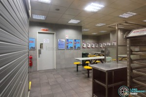 Ang Mo Kio Bus Interchange - NTWU Canteen (closed)