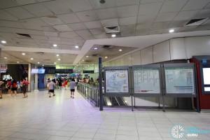 Ang Mo Kio Bus Interchange - Concourse