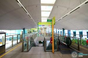 Waterfront Station - Platform