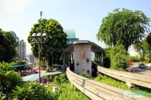 Imbiah Station - Exterior