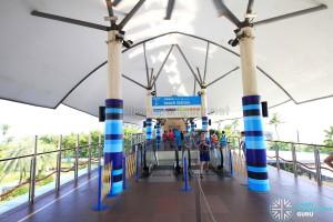 Beach Station - Platform