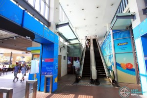 Beach Station - Concourse