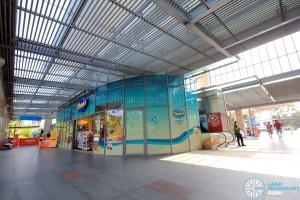 Beach Station - Ground floor