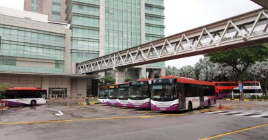 Toa Payoh Interchange - Bus Park