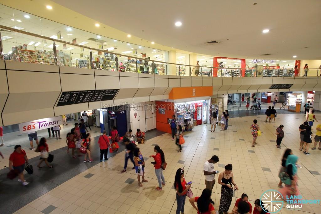 Toa Payoh Interchange - Central Concourse