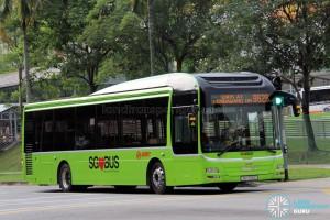 SMRT MAN NL323F (SG1726X) - Service 962B