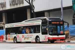SMRT MAN NL323F (SMB219Y) - Premium 530