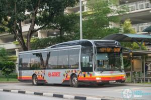 SMRT MAN A22 (SMB3157Y) - Service 903M