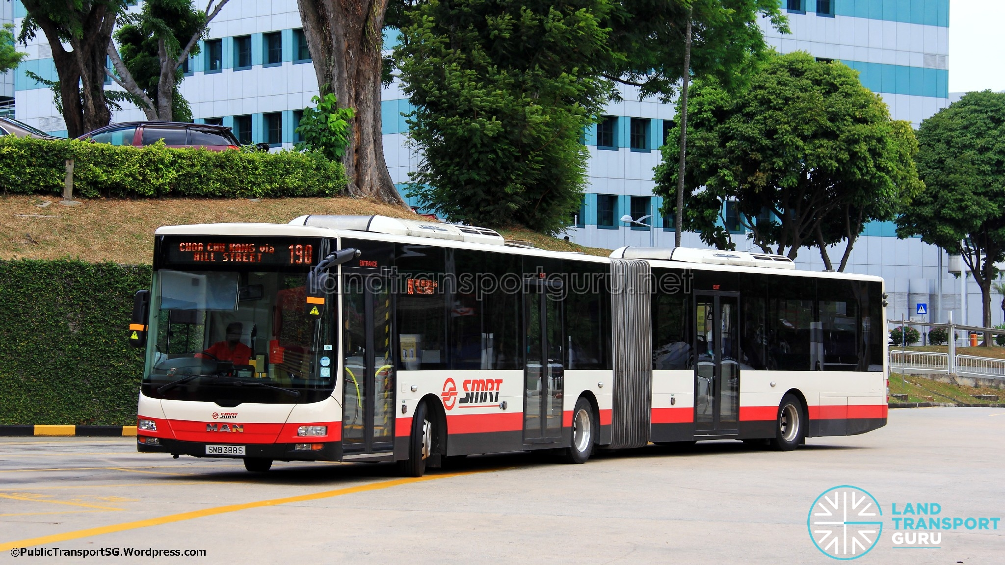 SMRT MAN A24 Demonstrator