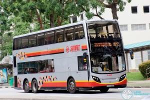 SMRT Alexander Dennis Enviro500 (SMB5065R) - Service 972