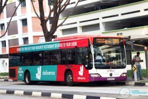 SBS Transit Mercedes-Benz Citaro (SBS6023X) - Service 165