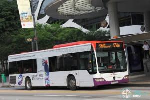 SBS Transit Mercedes-Benz Citaro (SBS6737U) - Service 174e