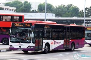 SBS Transit Mercedes-Benz Citaro (SBS6813H) - Service 151e
