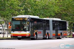 SMRT MAN A24 (SMB8001E) - Service 190