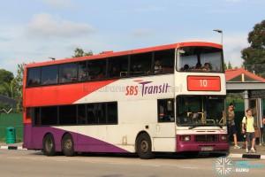 SBST Volvo Olympian 3-axle (SBS9470T) - Service 10