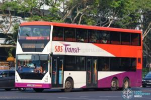 Bus 31 - SBS Transit Volvo B10TL CDGE (SBS9889U)