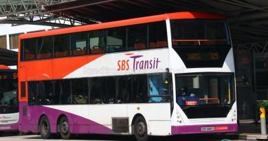 SBS Transit Volvo B10TL (SBS9889U) - Service 125