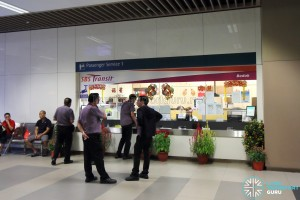 Bedok Bus Interchange - Passenger Service Office (SBS Transit)